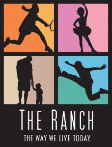 The Ranch - The Way We Live Today logo
